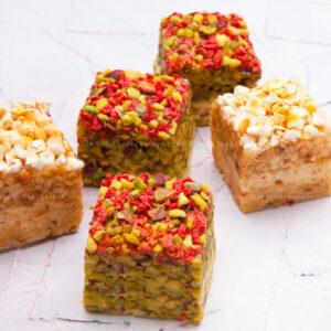 bjawia-croquant-noisette-pâtisserie-tunisienne-hlou