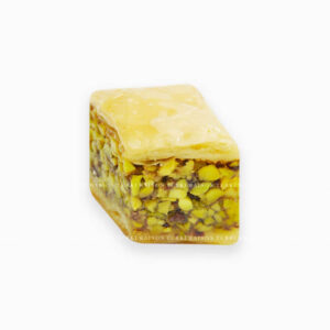 baklawa-pistache-pâtisserie-tunisienne-hlou