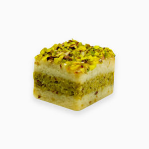 carré-pistache-pâtisserie-tunisienne-hlou