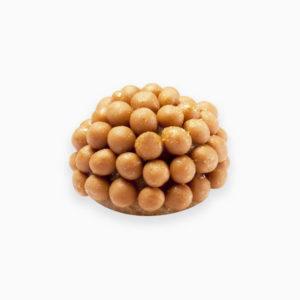 perle-caramel-pâtisserie-tunisienne-hlou