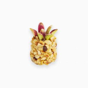 ananas-noisette-pâtisserie-tunisienne-hlou