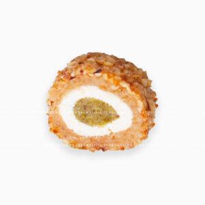 roule-noisette-pâtisserie-tunisienne-hlou