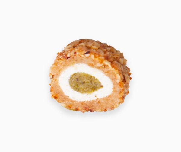 roule-noisette-pâtisserie-tunisienne-hlou Légende : nom