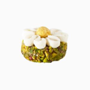 rosace_pistache-pâtisserie-tunisienne-hlou