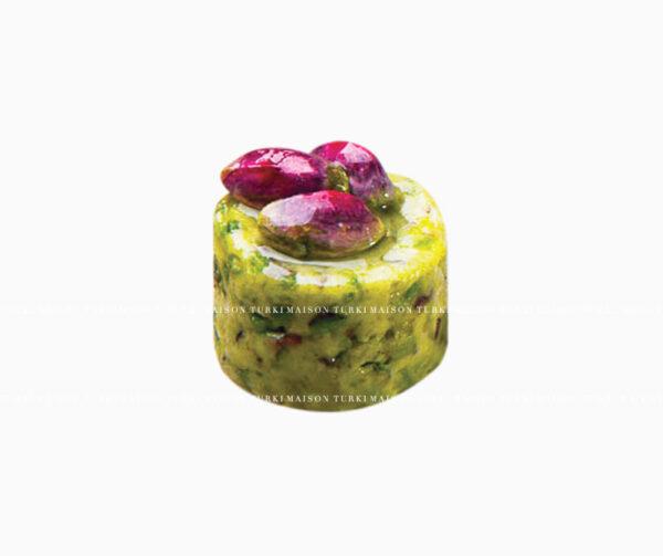 nougat-pistache-pâtisserie-tunisienne-hlou
