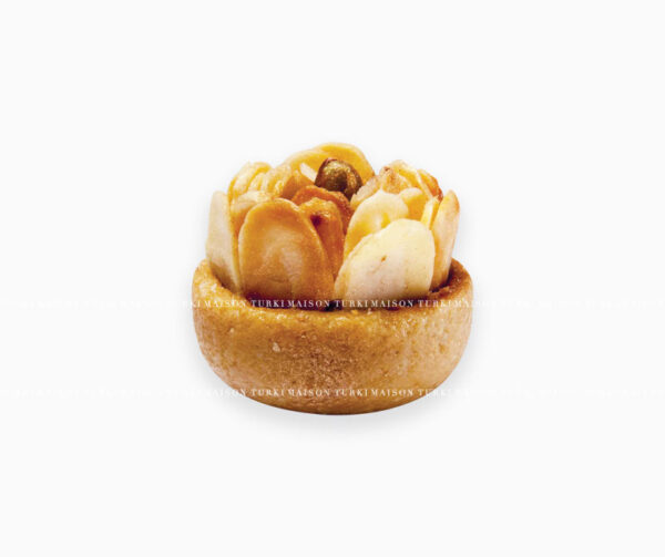 fleur-effilee-mignardise-pâtisserie-tunisienne-hlou
