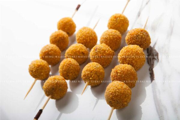 Brochettes-verrines-patisserie-tunisienne-hlou