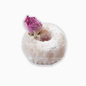 Kaak-bouton-de-rose-pâtisserie-tunisienne-hlou